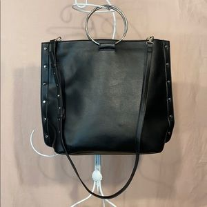 Convertible black purse from Cesca!